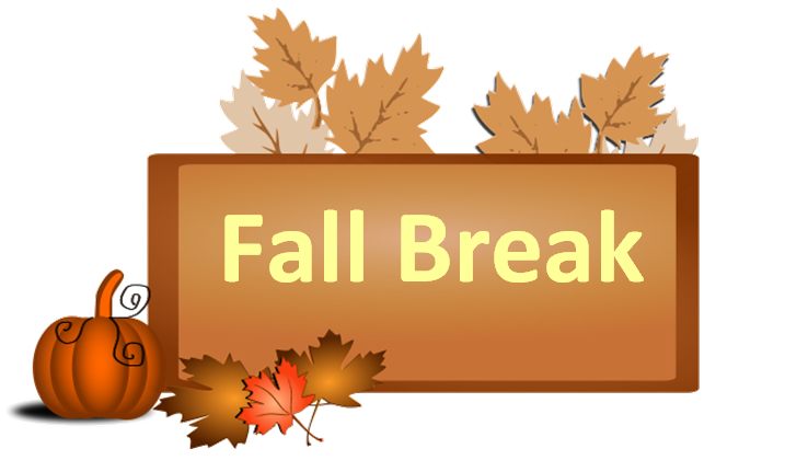 No School Fall Break Descanso De Octubre Burke Basic